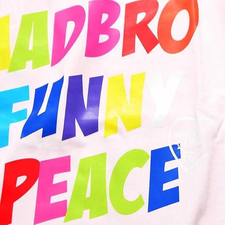 Funny peace TEE (PNK)
