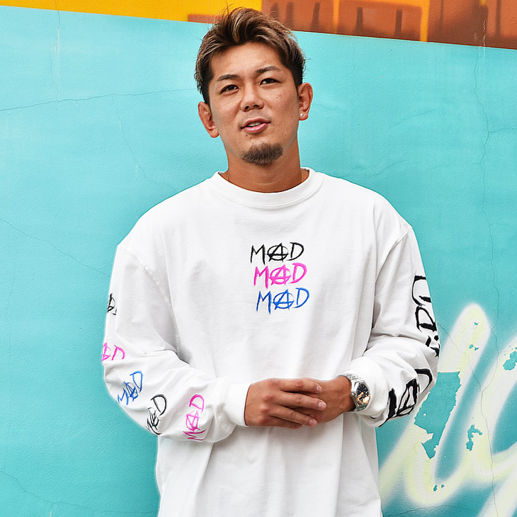 Re:3colorlogo Long Sleeve T-Shirt