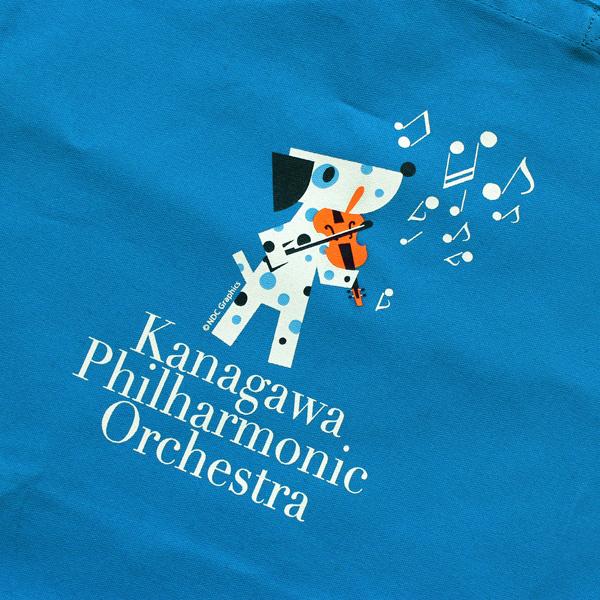 神奈川フィルハーモニー管弦楽団 トートバッグ