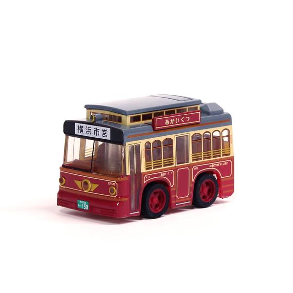 チョロQ あかいくつバス