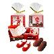 【ギフト】プチギフト 赤い靴チョコレート