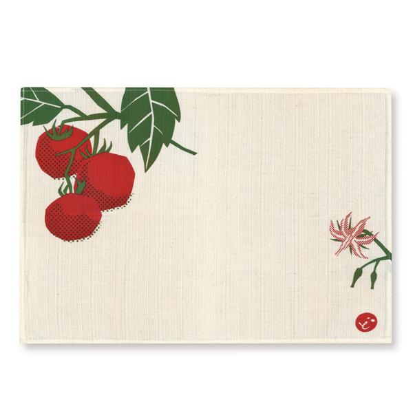 ランチョンマット「トマト」