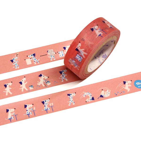 マスキングテープ ブルーダル