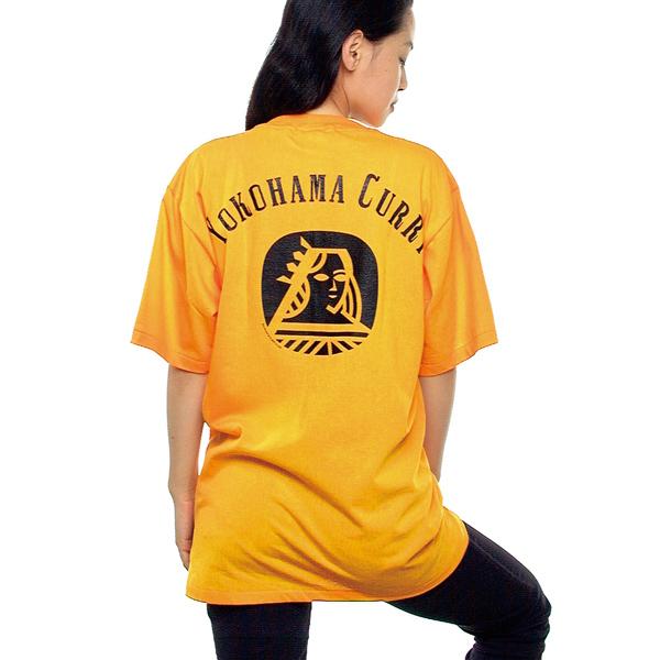 横濱カレーTシャツ in パレット