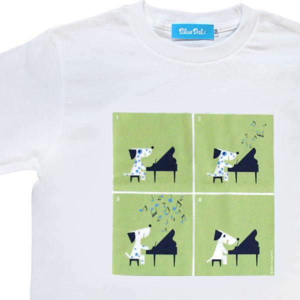 ブルーダル4コマTシャツ
