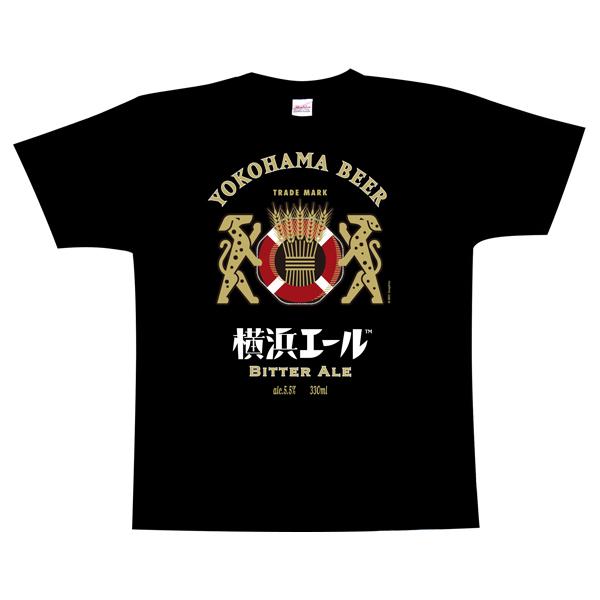 横浜エールTシャツ
