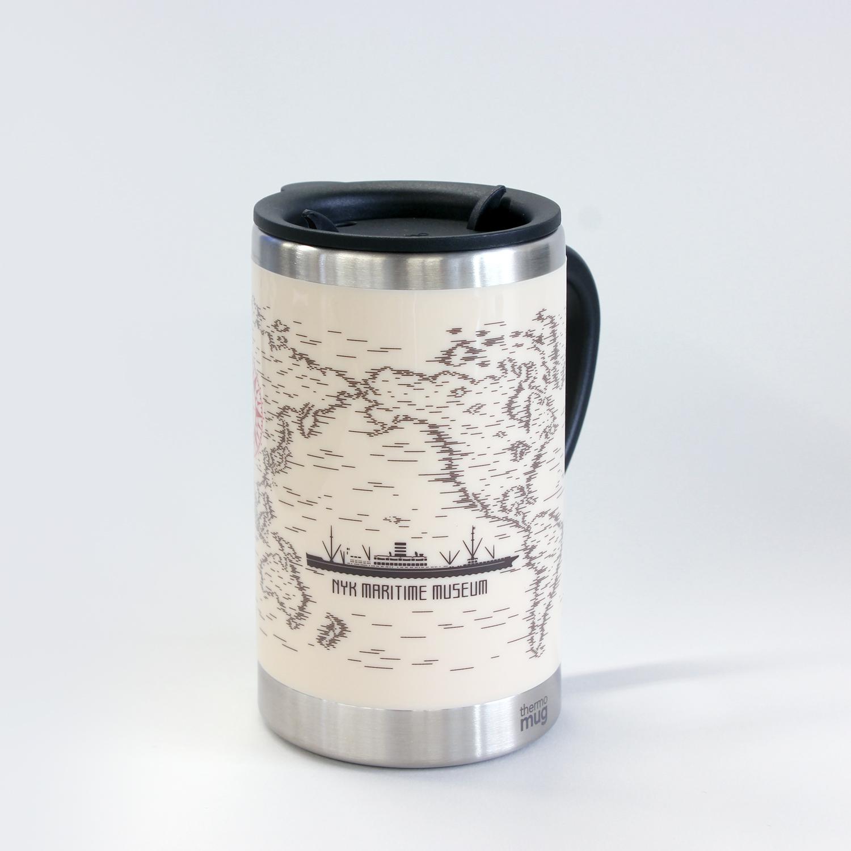 【日本郵船】サーモ マグカップ