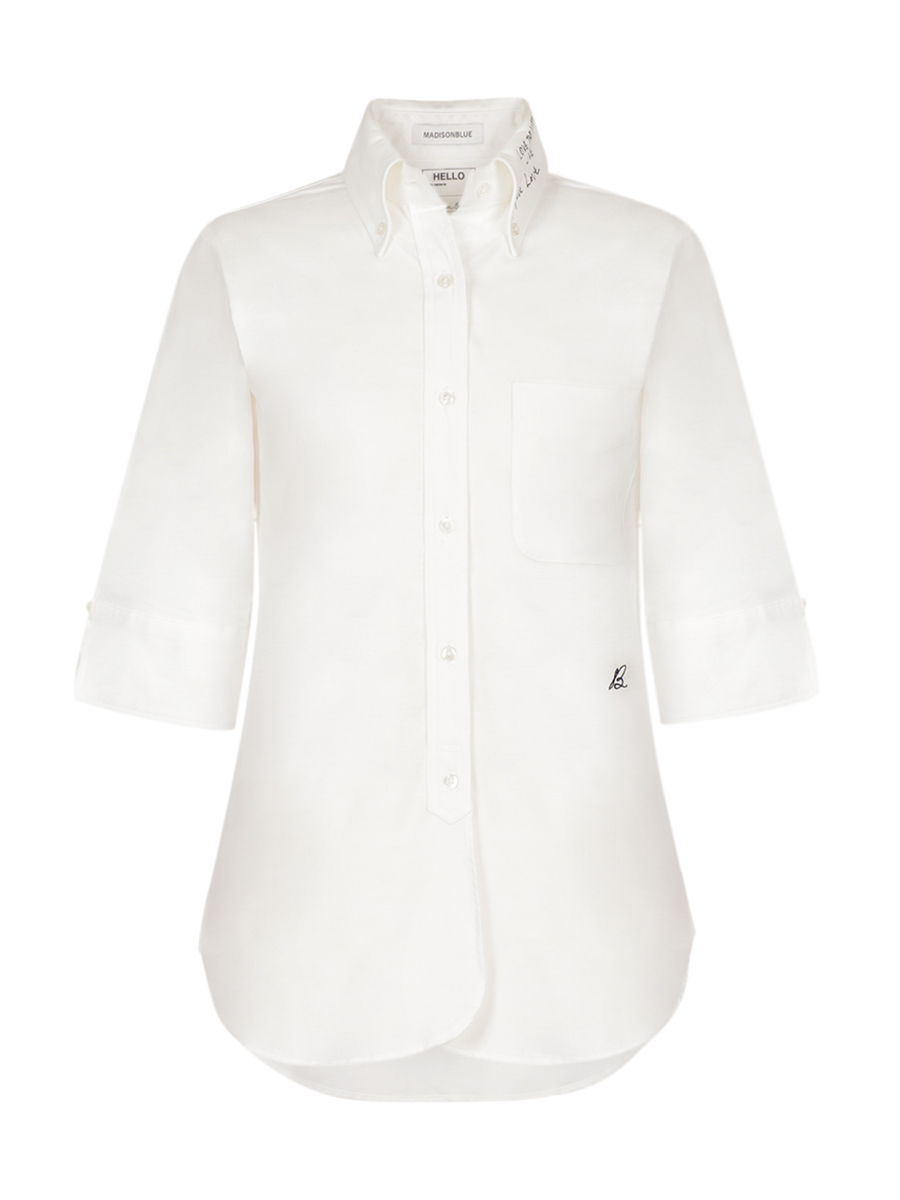 MADISON MESSAGE S/S OX
