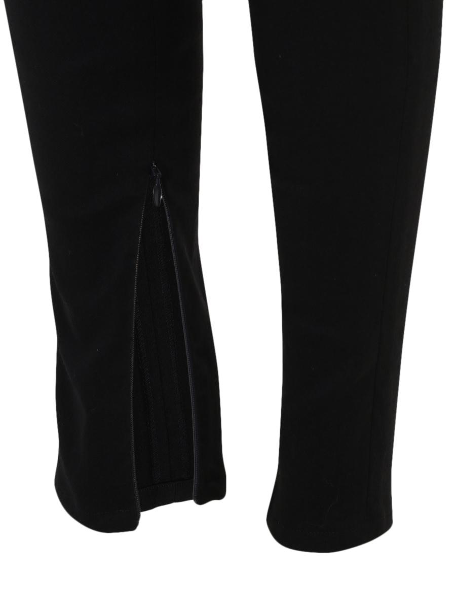 ELASTIC ZIP UP PANTS W/PE