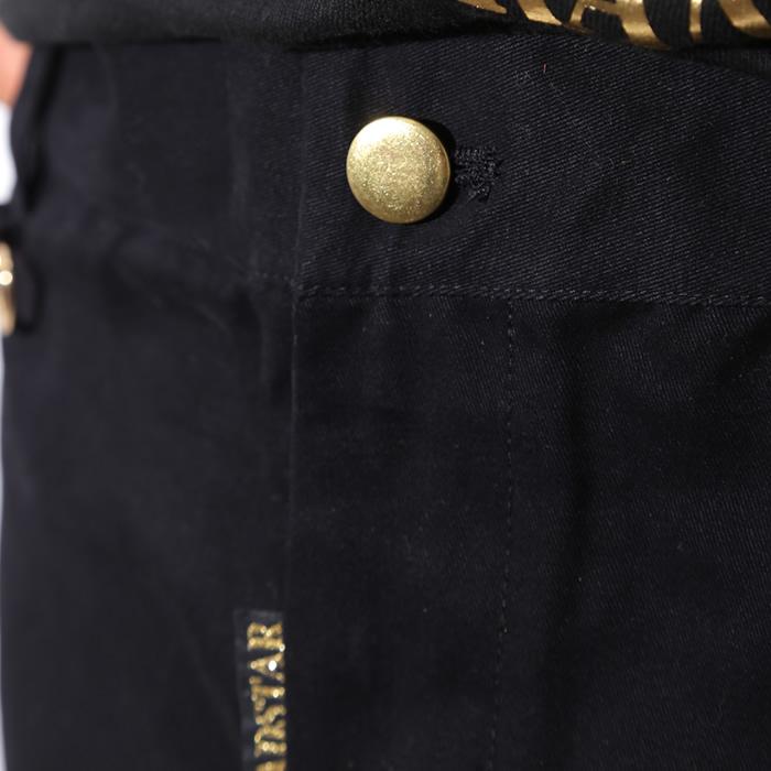 MS15NA71 Patterned pocket Long Chino Pants