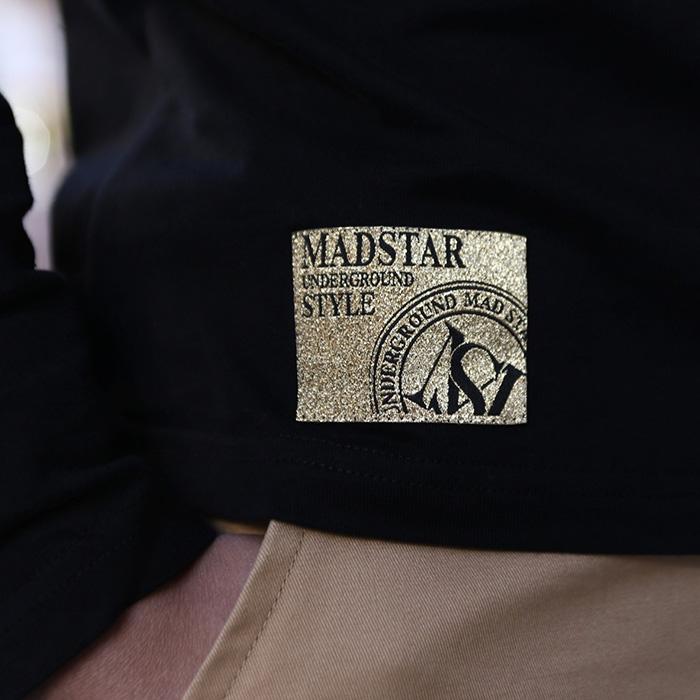 MS15NA04 MADスタッズロンTEE