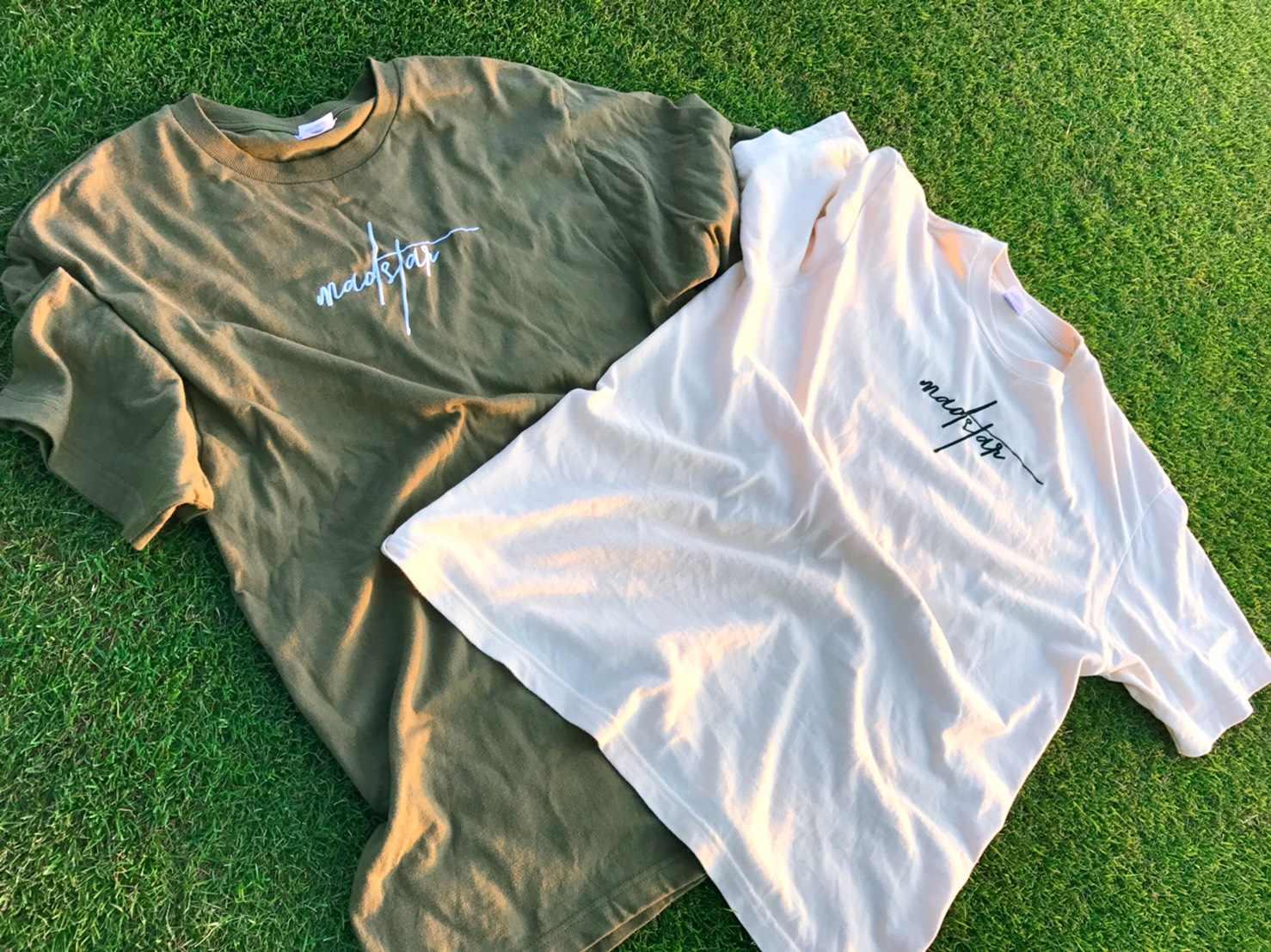 【新作】MS17TS001 New Mad Logo T-shirts