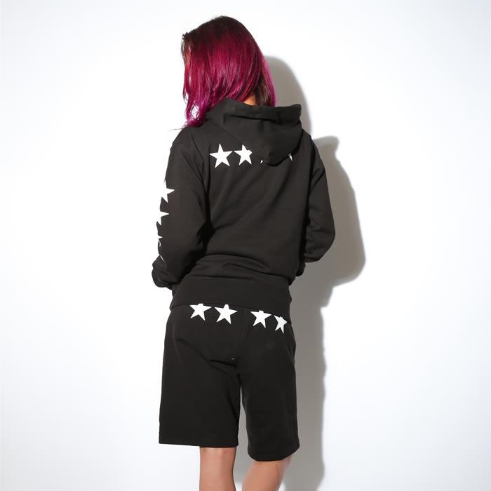 【新作】MS16TO06 STAR BOX LOGO SWEAT SET-UP