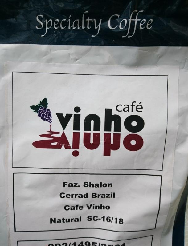 セラード カフェ・ヴィーニョ Natural 2020