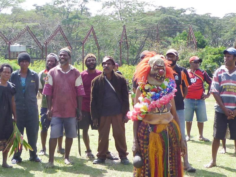 パプアニューギニア ラマリ渓谷 〜スタッグ・ビートル〜