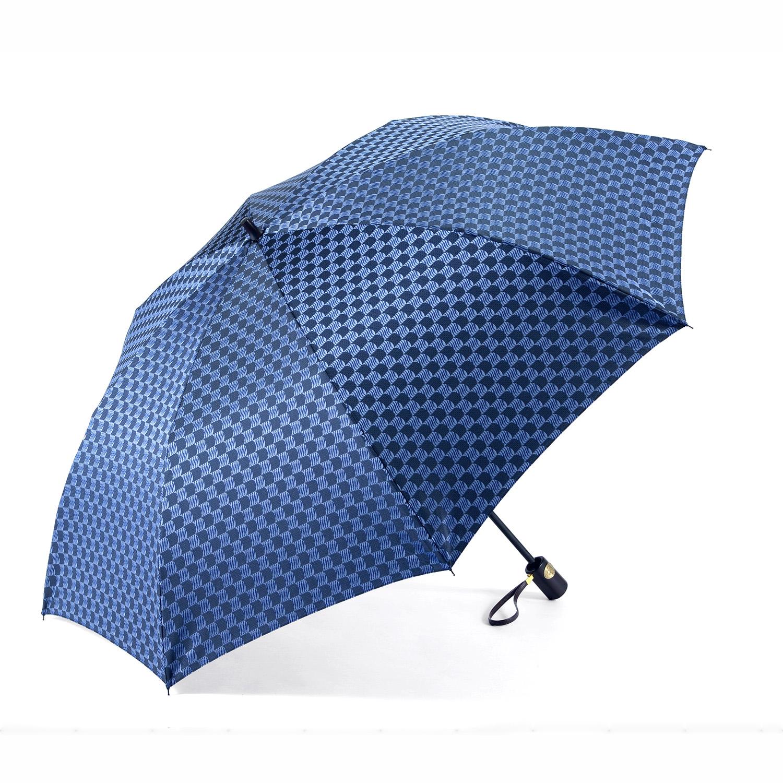 【紳士】ウロク-折りたたみ-ブルー