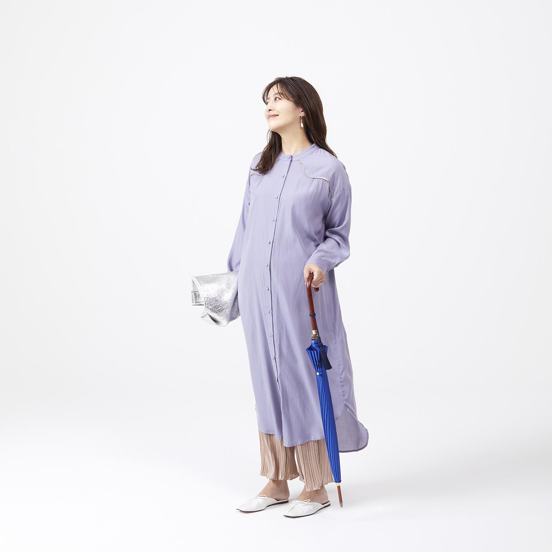 【婦人】トラッドクラシコ-ブルー