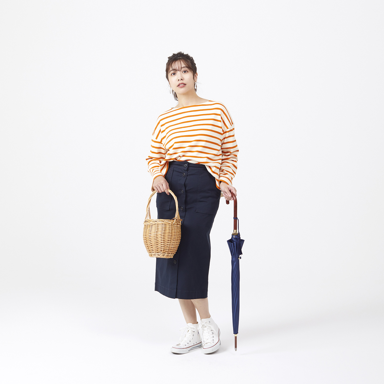 【婦人】トラッドクラシコ-ネイビー