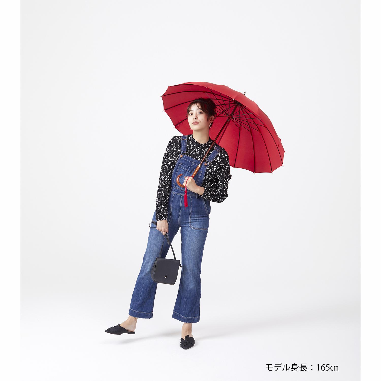 【婦人】トラッドクラシコ-レッド