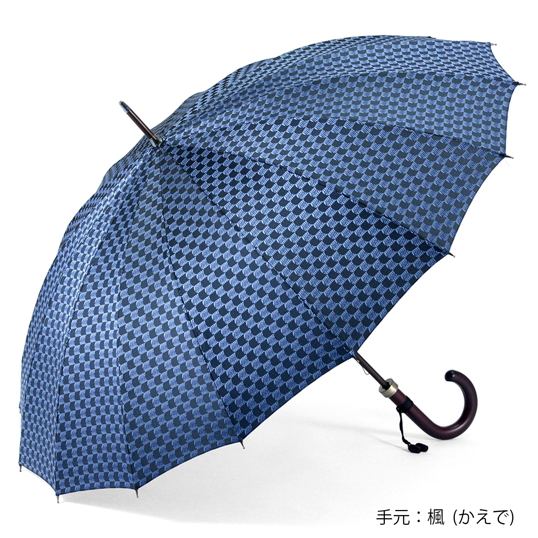 【紳士】ウロク-ブルー