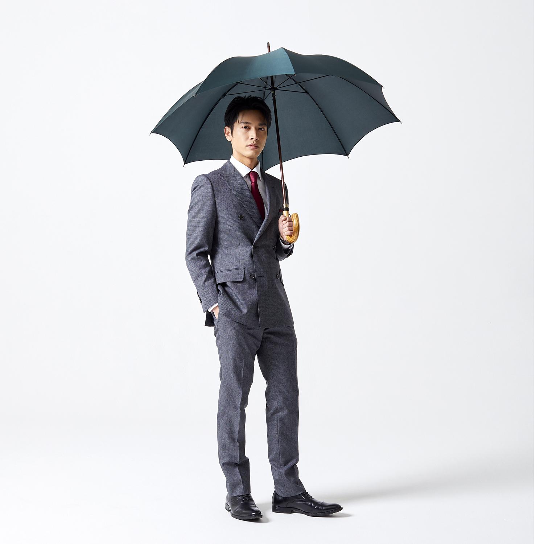 【紳士】トラッド-08-ダークグリーン