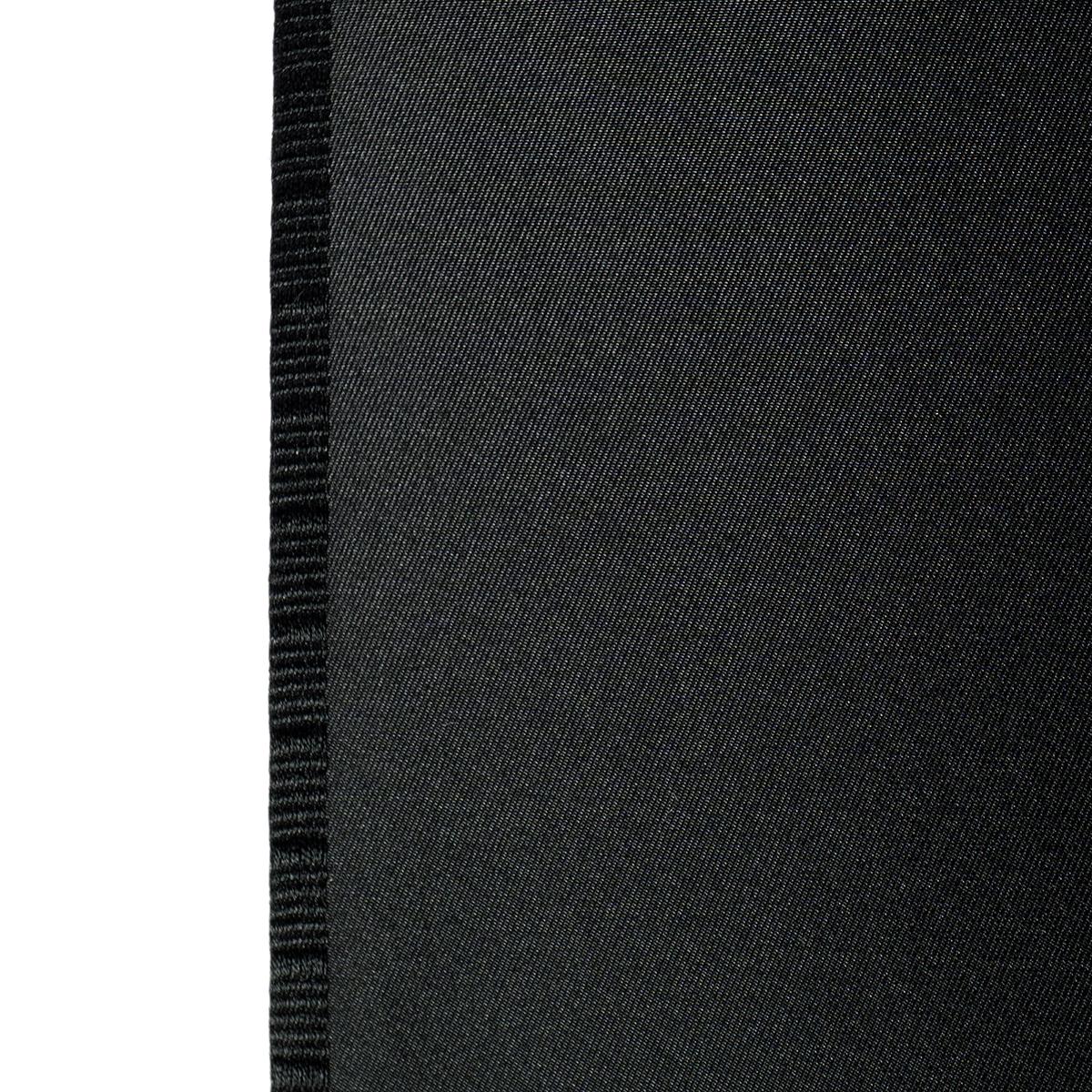 【婦人】トラヴィス-折りたたみ-ブラック