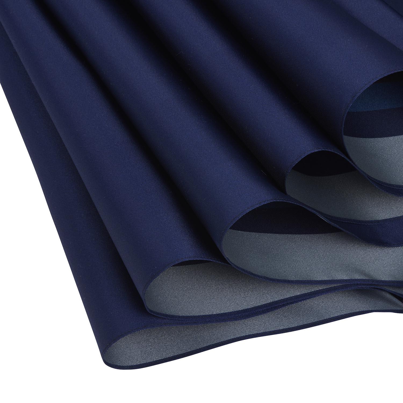 【紳士】トリップライン-ネイビー