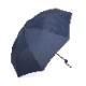 【婦人】晴雨兼用-一級遮光キューブ-折りたたみ-ネイビー