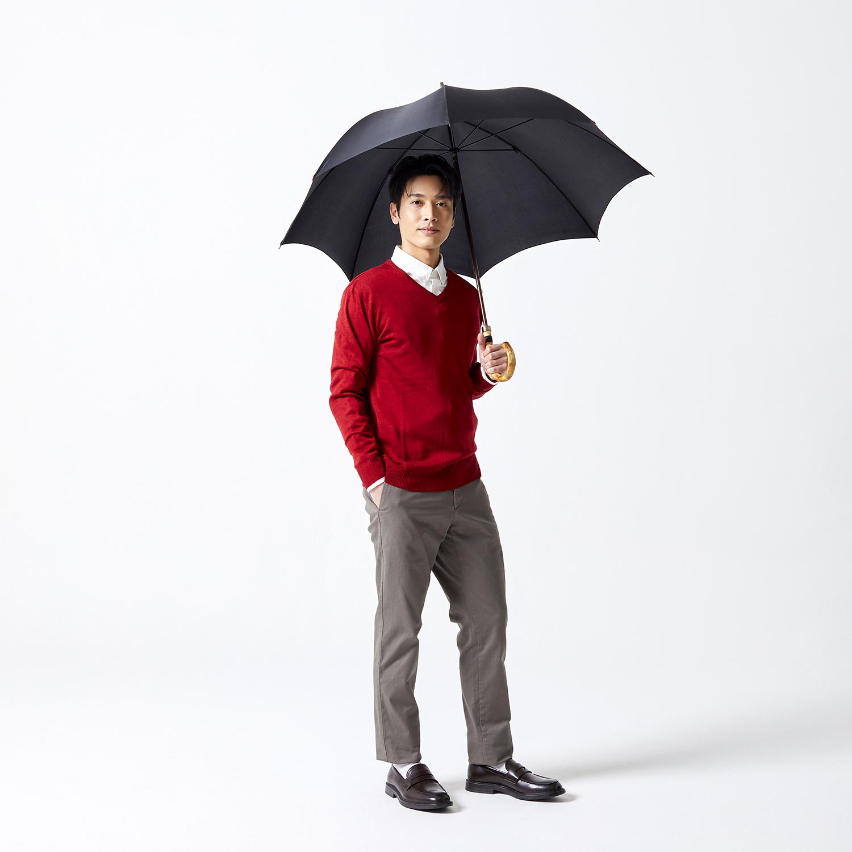 【紳士】トラッド-08-ブラック