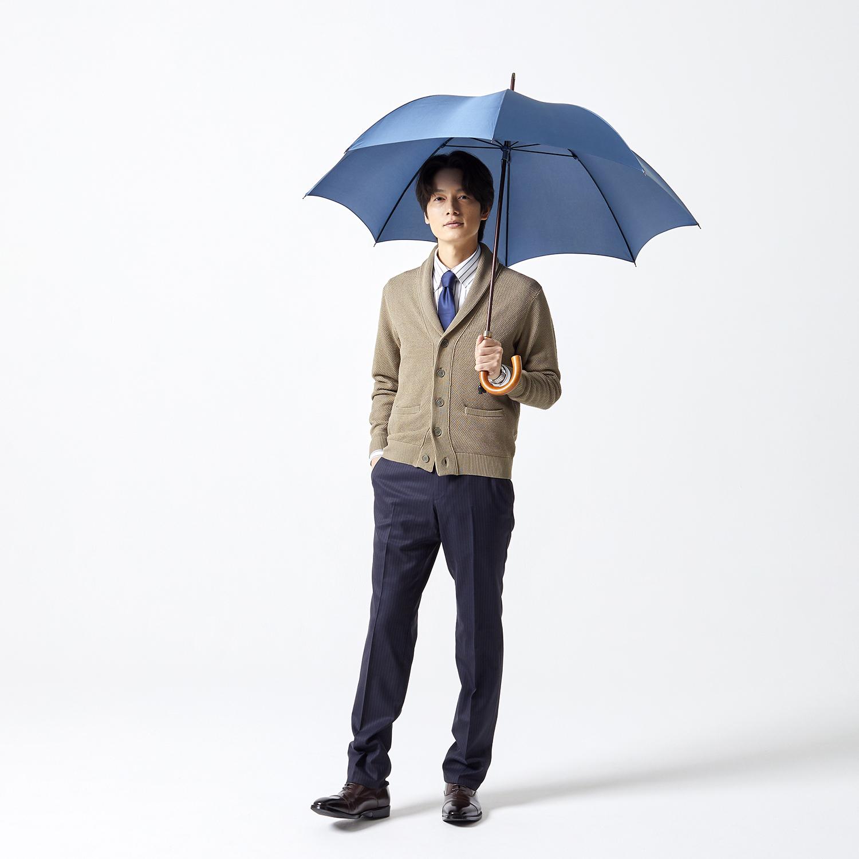【紳士】トラッド-08-ブルーグレー