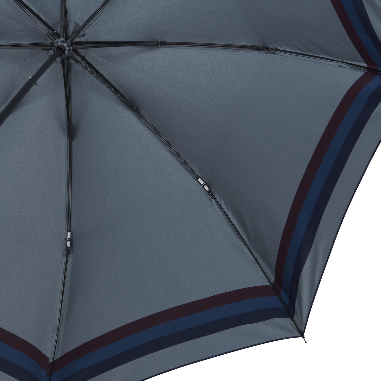 【紳士】トリップライン-折りたたみ-ネイビー