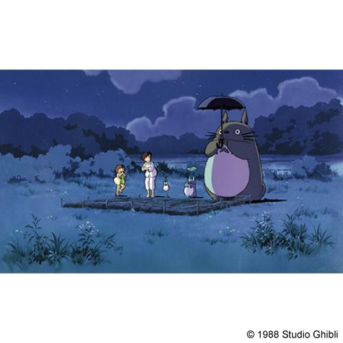 トトロの雨傘【スタジオジブリコラボレーション】