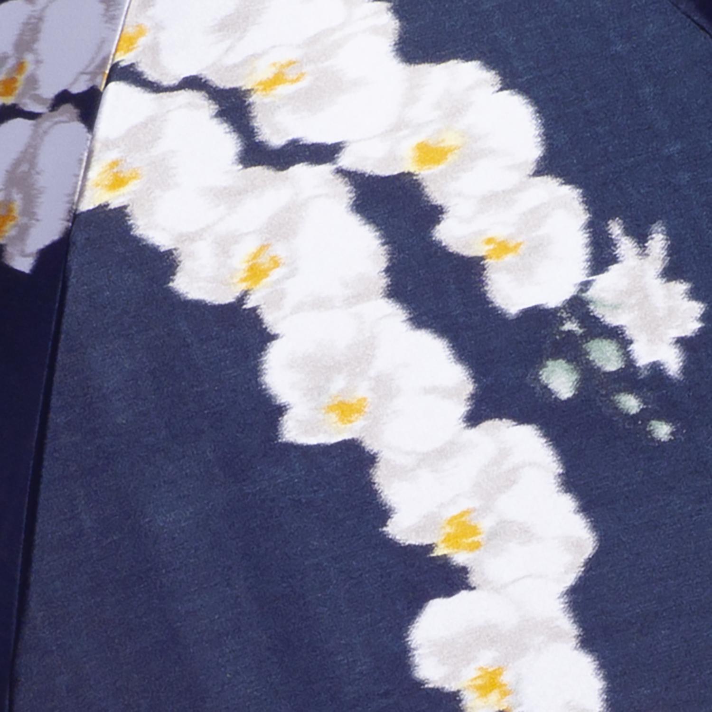 【婦人】胡蝶蘭-ネイビー