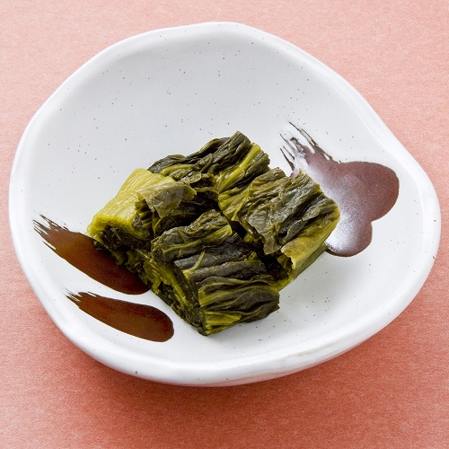 高菜漬 150g
