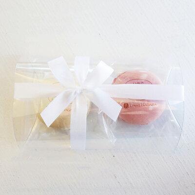 送料別 プチギフト マカロン2個入 結婚式/プレゼント