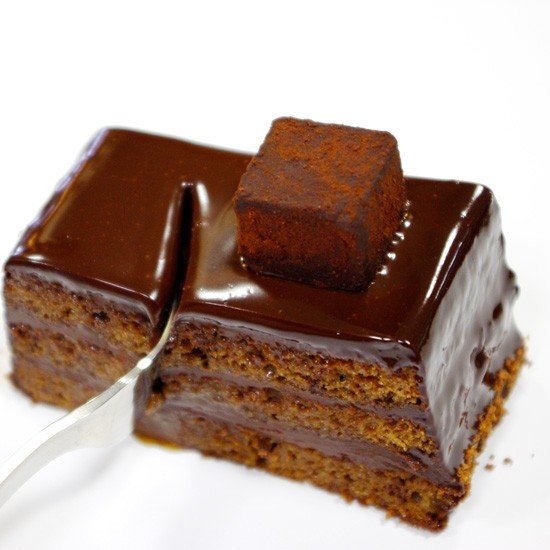 送料込み 大人の生チョコケーキ 1本 (3〜4名分)