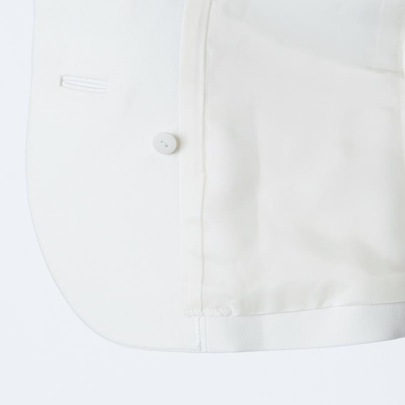 銀座マギーオリジナル/胸当て付きオリエンタル柄スーツ[全2色]