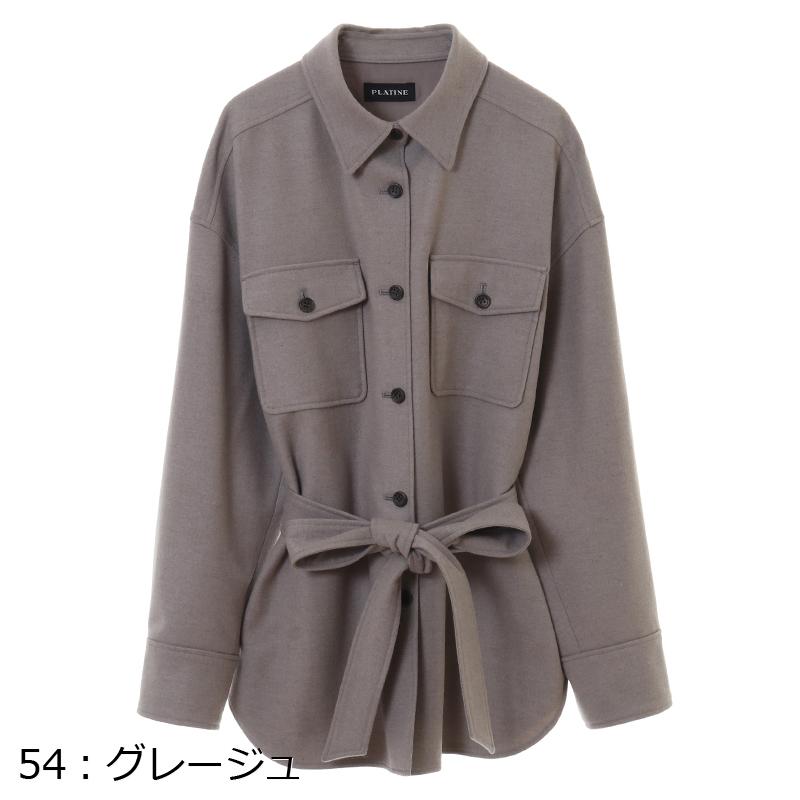 PLATINE/ウールCPOジャケット[全2色]