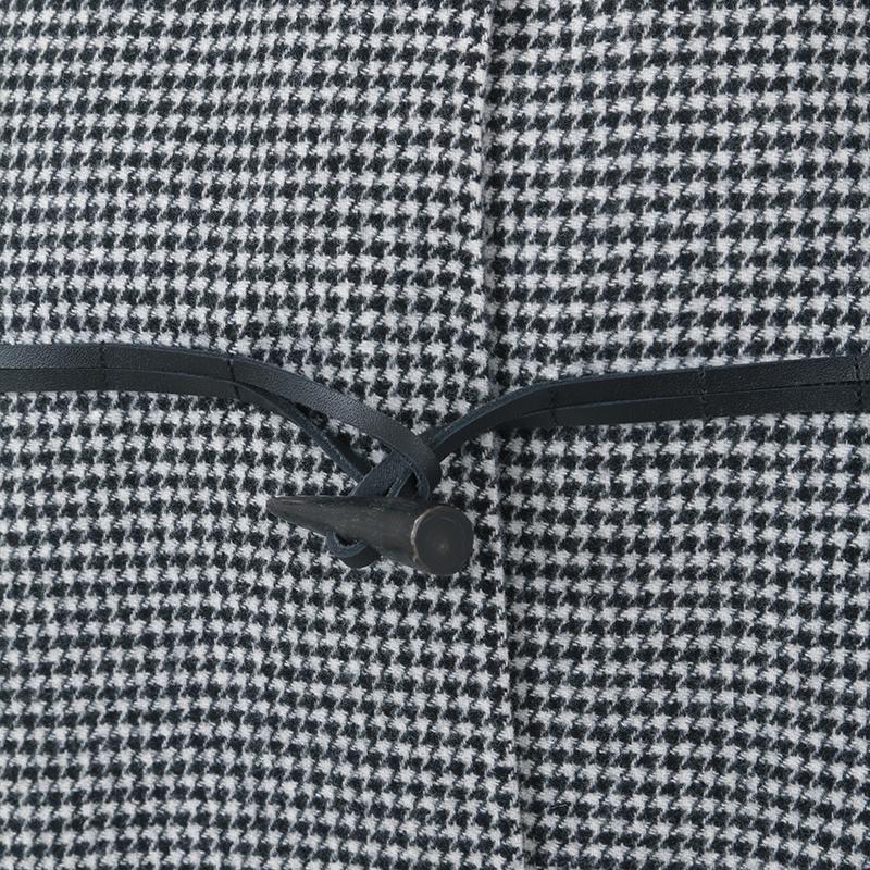 PLATINE/ウールダッフルコート[全2色]