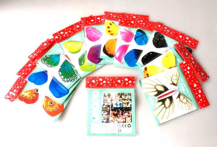 フライング・バタフライ12個セット/Flying Butterfly -12 pieces(Dozen)