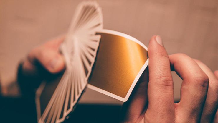 NOCデック:ゴールド(限定トランプ)/Fort NOC (GOLD) Playing Cards