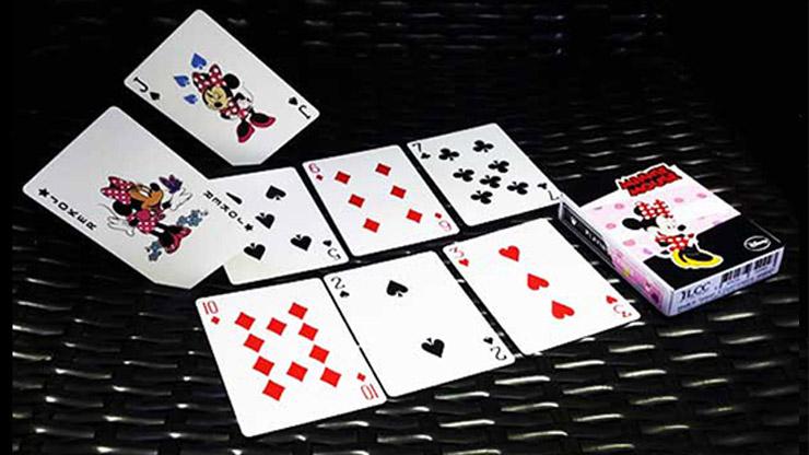 【特価】ミニーマウス・デック / Minnie Mouse Playing Cards