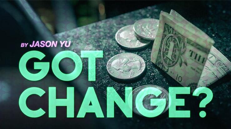 ゴット・チェンジ?/Got Change?  by Jason Yu