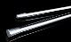 ダンシング・ケーン:シルバー(アルミ製)/Dancing Cane - Silver - Aluminum