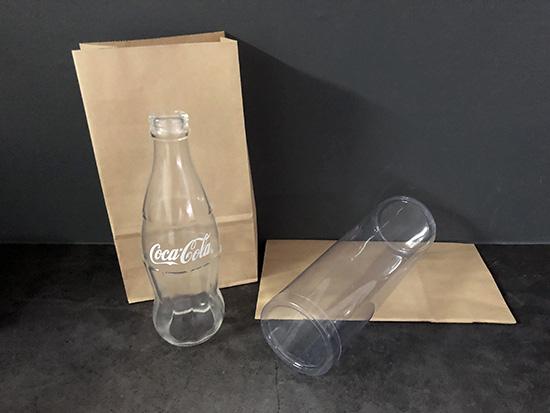 スーパー・バニシング・コーラボトル(透明ボトル) / Super Vanishing Coke Bottle - Empty※