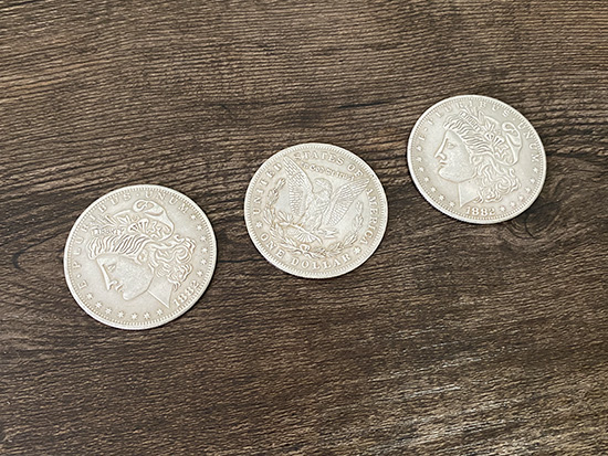 STCコインセット / STC Coin Set