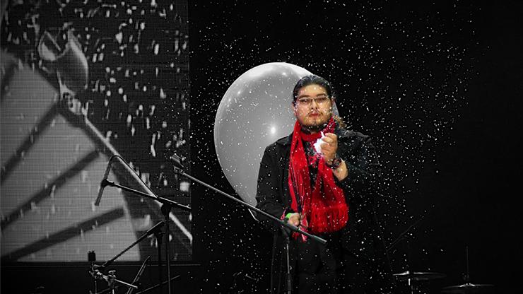 【雪の様に細かい】SNOW専用 紙吹雪 / Snowstorm Deluxe (White) by Raul Brauer