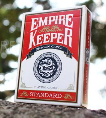 エンパイアキーパー:赤 / Empire Keeper standard red