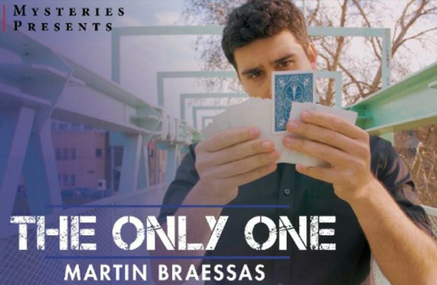 ザ・オンリーワン(青) / The Only One (Gimmicks and Online Instructions) by Martin Braessas ※