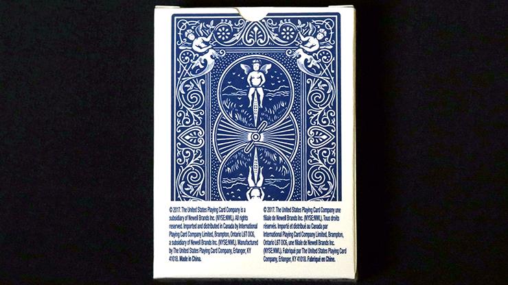 ミニバイスクル:青 / Mini Bicycle Cards